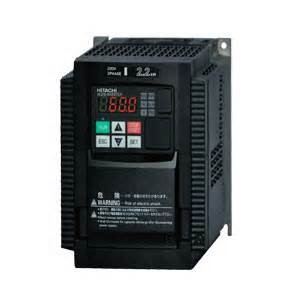 Hitachi Industrial WJ200 Series 120vac. Variable Speed Drive